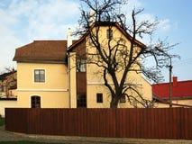 Gebürtiges Haus des Sigmund F stockbilder