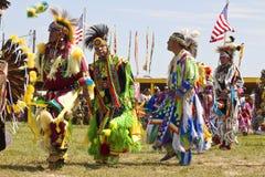 Gebürtiges Kriegsgefangen wow South Dakota Lizenzfreie Stockfotos