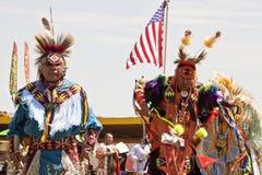 Gebürtiges Kriegsgefangen wow South Dakota Lizenzfreies Stockbild