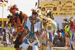 Gebürtiges Kriegsgefangen wow South Dakota Stockbild