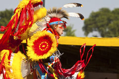 Gebürtiges Kriegsgefangen wow South Dakota Lizenzfreie Stockfotografie