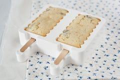 Gebackene Rosine-Kuchen Lizenzfreies Stockfoto