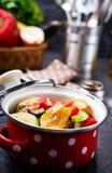 Gebackenes Gemüse lizenzfreie stockfotografie