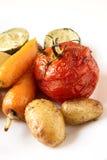 Gebackenes Gemüse Stockbild