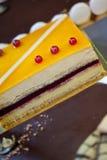 gebakje Royalty-vrije Stock Foto's