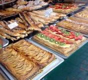 gebakjes stock foto's