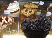 gebakjes stock afbeelding