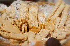 Gebakken brood royalty-vrije stock afbeelding