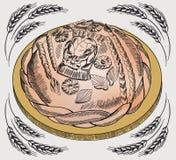 Gebakken goederen Royalty-vrije Stock Afbeeldingen