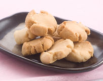 Gebakken koekjes Stock Foto's