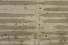Gebarsten beton Royalty-vrije Stock Foto's