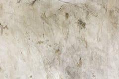Gebarsten concrete muurachtergrond Stock Foto's