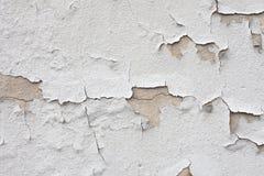 Gebarsten muurtextuur stock afbeeldingen