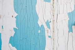 Gebarsten wit Stock Foto's