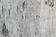Gebarsten witte paind Stock Foto