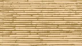 Gebaseerd, remastered, beige bamboestaven gekleurd organisch patroon Royalty-vrije Stock Fotografie