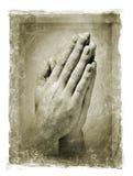 Gebed Royalty-vrije Stock Afbeeldingen