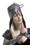 Gebed Royalty-vrije Stock Foto's