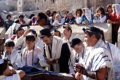 Gebed bij de loeiende muur