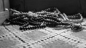 Gebedenparels in Turkije Royalty-vrije Stock Afbeeldingen