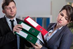 Geben mehr Jobs Lizenzfreies Stockfoto