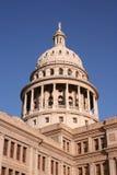 Geben Sie Kapitol-Gebäude in im Stadtzentrum gelegenem Austin, Texas an lizenzfreies stockbild