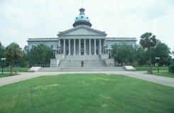 Geben Sie Kapitol von South Carolina an stockfotos