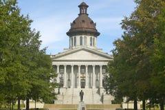 Geben Sie Kapitol von South Carolina an Lizenzfreies Stockbild