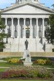 Geben Sie Kapitol von South Carolina an stockfotografie