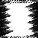Geben Sie Pinsel frei Stockbild