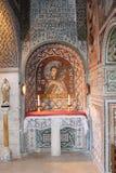 Gebet-Nische modernen Kirche an der Str.-Stephens Stockfoto
