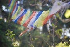 Gebete auf dem Wind I Lizenzfreie Stockbilder