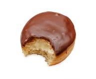 Gebeten doughnut Royalty-vrije Stock Foto