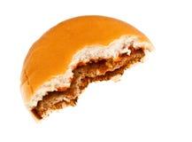 Gebeten sandwich Stock Foto's