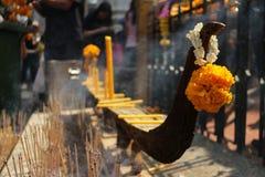 Gebetete Blume Lizenzfreie Stockbilder