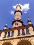 Gebetkontrollturm Stockbild