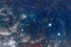 Gebied 30 Doradus ligt in de Grote Magellanic-Wolkenmelkweg Stock Foto