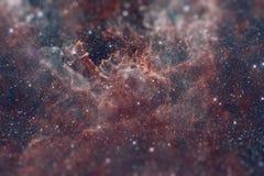 Gebied 30 Doradus ligt in de Grote Magellanic-Wolkenmelkweg Royalty-vrije Stock Foto