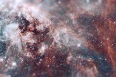 Gebied 30 Doradus ligt in de Grote Magellanic-Wolkenmelkweg Stock Foto's