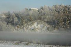 Gebied van Siberië Royalty-vrije Stock Foto's