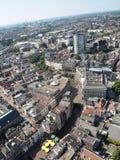 Gebieds van de stad van Utrecht in Nederland Stock Foto's