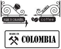 Gebildet in Kolumbien Stockbilder