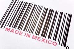 Gebildet in Mexiko stockbild
