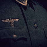 Gebirgsjager Service Dress Uniform Royalty Free Stock Photo