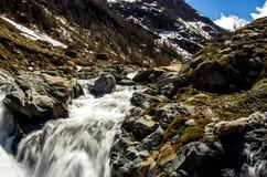 Gebirgslandschaft, Bergpanorama Stockbilder