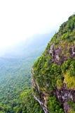 Gebirgsmassiv in Malaysia Lizenzfreies Stockbild