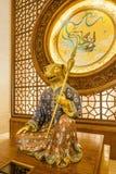 Gebirgsnaturschutzgebiet Lingshan Vatikan Lingshan Buddha Palast-Tierkreis Lizenzfreie Stockbilder