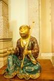Gebirgsnaturschutzgebiet Lingshan Vatikan Lingshan Buddha Palast-Tierkreis Lizenzfreies Stockfoto