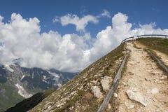 Gebirgspfad - Hohe Tauern - Österreich Lizenzfreies Stockbild