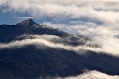 Gebirgswolken Lizenzfreies Stockfoto
